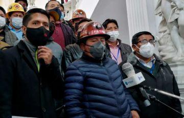 La COB en la Asamblea exige 'de una vez' enjuiciar a exautoridades por presunto 'golpe'