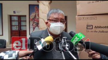 Buscan proveer de más oxígeno para pacientes covid en Potosí