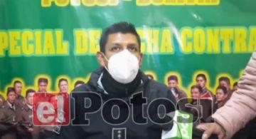 Dos mineros fallecen tras ser sepultados por tierra en interior mina en Potosí