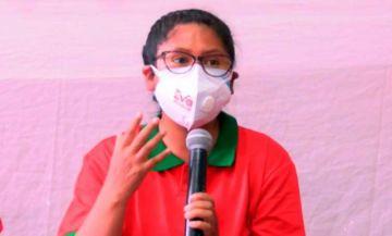 Eva Copa: 'Yo no tengo miedo al debate, voy a ir a debatir propuestas, no insultos'