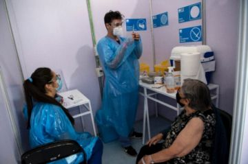Chile vacuna más de 550.000 personas contra el covid en tres días