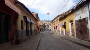 Alcalde pide cumplir encapsulamiento total en el municipio de Potosí mañana