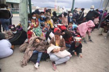 Se dispara cruce irregular de migrantes en frontera Bolivia-Chile