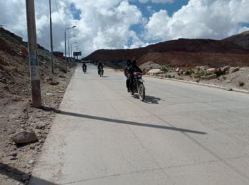 Se verifica el cumplimiento del encapsulamiento en las garitas de acceso a Potosí