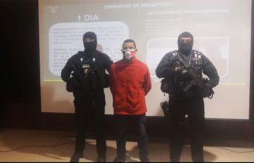 Recapturan a miembro del PCC que fugó de Chonchocoro en La Paz