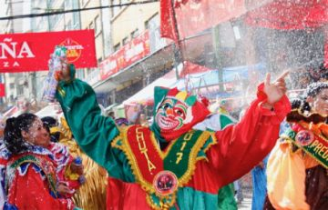 Alcaldía reitera que están suspendidas todas las actividades del Carnaval paceño