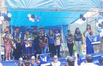 Tras la inundación, partidos desatan carrera electoral por la alcaldía de Guanay