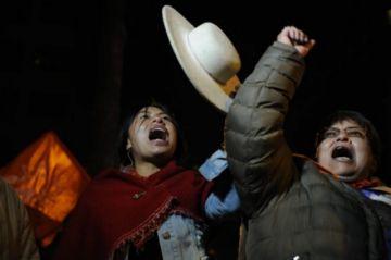 Indígena que pelea paso a balotaje denuncia posible fraude en Ecuador