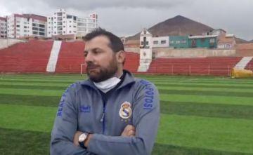 Carlos Fonseca es el nuevo DT de Real Potosí