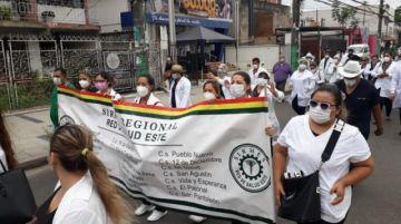 Creemos anuncia recurso de inconstitucionalidad contra la Ley de Emergencia Sanitaria