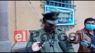 Reportan dos accidentes de Tránsito, uno en Potosí y el otro en Llallagua