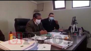 Tribunal de Garantías concede tutela a Eloy Calizaya