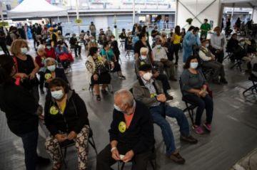 Chile supera el millón de personas vacunadas contra el covid-19