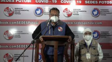 Autoridades sanitarias advierten que coronavirus mutado ya circula en Potosí