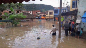 Defensa Civil: 95% de comunidades del TIPNIS están inundadas y el 60% perdió sus viviendas