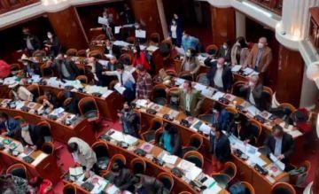 MAS aprueba amnistía para 'perseguidos' del Gobierno de Jeanine Añez