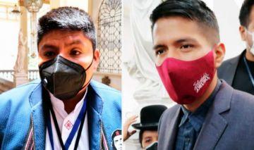 Senadores del MAS esperan ser beneficiados con la amnistía