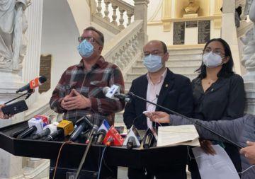 Oposición rechaza decreto de amnistía y anuncia impugnar ante el TCP