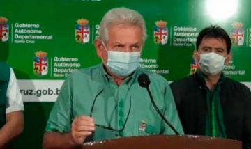 Gobernación cruceña adquiere 100.000 vacunas Oxford/AstraZeneca