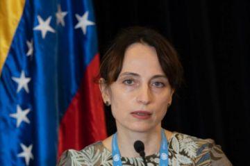 Experta de la ONU insta a levantar sanciones contra Venezuela