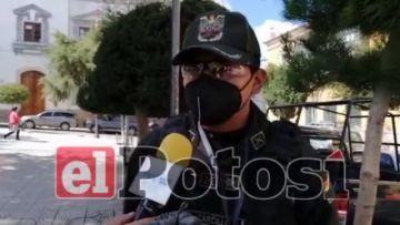 Intendencia intensifica operativos de control por fiestas carnavaleras