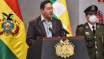 """Arce conmemora invasión chilena a Antofagasta: """"Jamás renunciaremos al mar"""""""