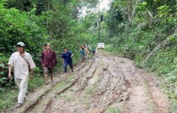 Inundaciones causan enfermedades en Territorio Indígena Multiétnico I del Beni