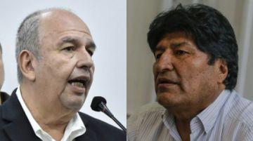 """¿Qué dijo Arturo Murillo tras las declaraciones de Evo Morales que dice que está """"fregado económicamente""""?"""