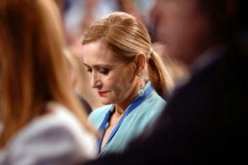 Absuelven a expresidenta regional de Madrid acusada de obtener máster de forma fraudulenta