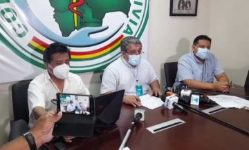 Médicos del país van al paro hasta el 28 de febrero