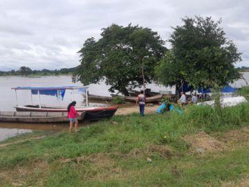 Evacúan a 200 personas en Beni tras que fueran afectadas por las inundaciones