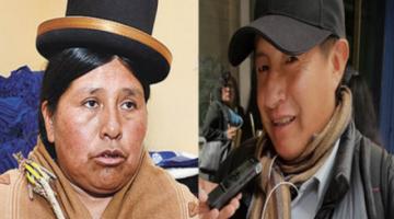 Quispe ve contratación de Huanca en Ministerio de Culturas como premio a la corrupción