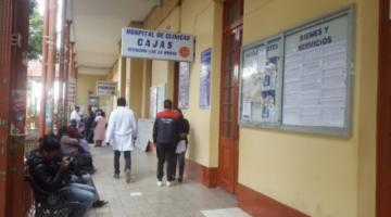 La Paz: Sector salud va al paro indefinido en rechazo a la ley de Emergencia Sanitaria