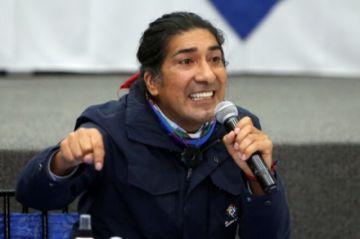 Candidato presidencial Yaku Pérez pide suspender escrutinio en Ecuador