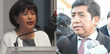 Designan a Nardy Suxo como embajadora de Bolivia en España y Elmer Catarina a Uruguay