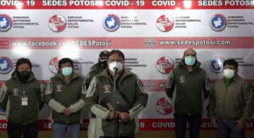 Equipo que combate al coronavirus en el Sedes cumple un año de actividad