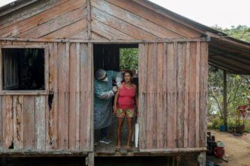 Brasil supera los 10 millones de casos de covid-19