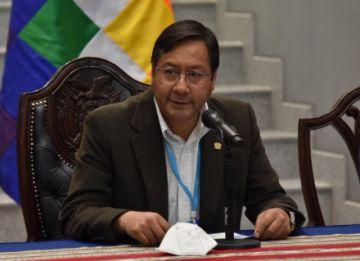 A horas del paro médico, Gobierno convoca al diálogo y Arce pide tomar conciencia