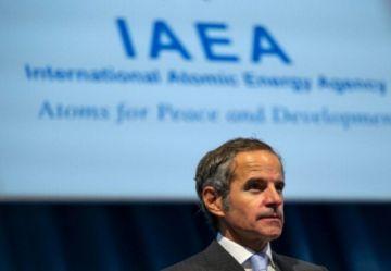 El jefe del OIEA llega a Teherán antes de que expire un plazo crucial en el programa nuclear