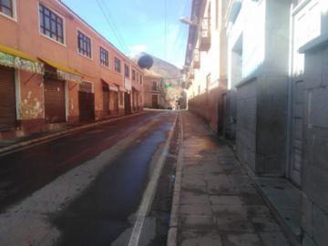 Potosí vive el tercer domingo de encapsulamiento