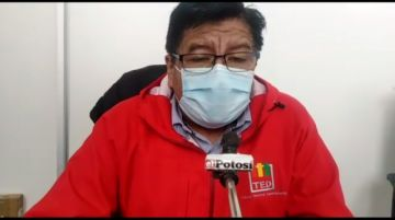 ADN no oficializó retiro de su candidato a la Alcaldía de Potosí, reporta el TED