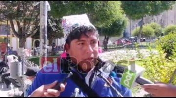 Dirigente de la provincia Chayanta dice que apoyan al candidato del MAS