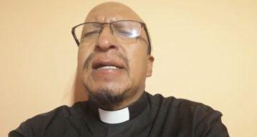 El padre Miguel Albino reflexiona sobre la oración