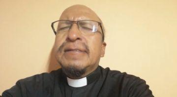 El padre Miguel Albino reflexiona sobre la obediencia a Dios