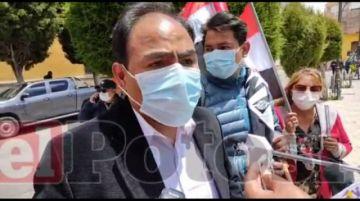 ADN afirma que se retira de la carrera electoral para la Gobernación y Alcaldía de Potosí