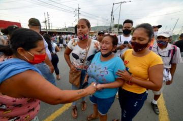Ecuador se sume en su peor crisis carcelaria con 75 reclusos muertos en un día