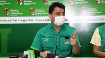 Santa Cruz registra 564 casos, cada día más municipios reportan nuevos contagios