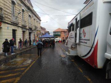 La vacunación llegará primero al personal de salud del Departamento de Potosí