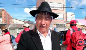 Rafael Quispe dice que nombramiento de Felipa Huanca es 'premio' por hacerlo sentenciar