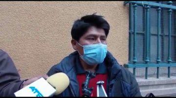 Dirigente vecinal responde a Comcipo sobre porqué no iniciaron los bloqueos anunciados
